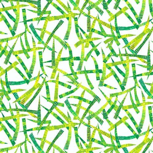 Very Hungry Caterpillar Blades Of Grass Green
