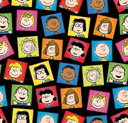 Peanuts Smiling Faces