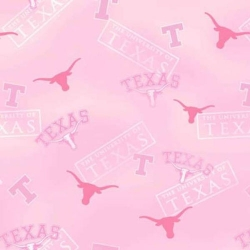 College Pink University of Texas