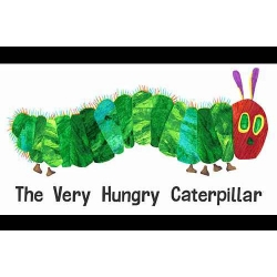 The Big Wiggle Hungry Caterpillar Panel