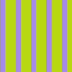 Let's Play Dolls Stripe Lime Purple