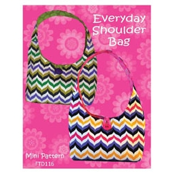 Let's Play Dolls Everyday Shoulder Bag Mini Pattern