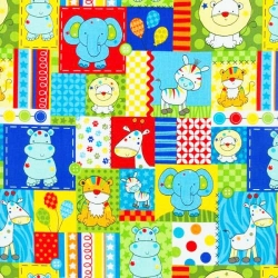 Le Cirque Animal Patchwork
