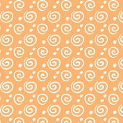 Breezy Baby Dreamy Swirl Orange