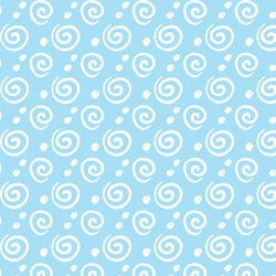 Breezy Baby Dreamy Swirl Sky Blue