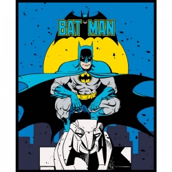 Super Heroes Batman Panel