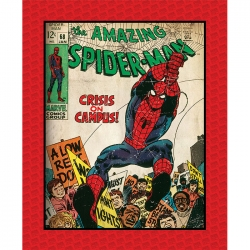 Marvel Comics Amazing Spider-Man Panel