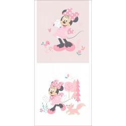 Minnie Mouse Pink Panel