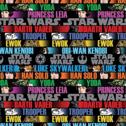 Star Wars Character Names