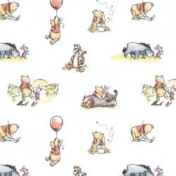 Winnie the Pooh Storytime White