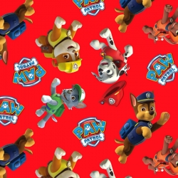 Paw Patrol Pups Toss Red