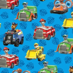Paw Patrol Pups & Vehicles Blue