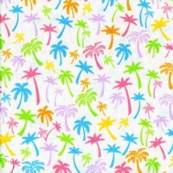 Flamingo Road  Palm Trees Tropical