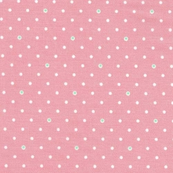 1930's Classics Dots on Pink