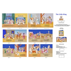 Little King Soft Book Panel