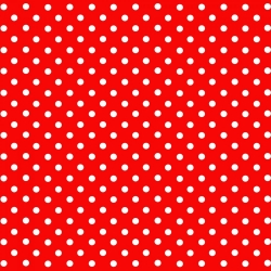 Alpha-Bears Polka Dot Red