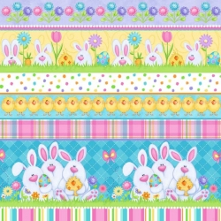 Hippity Hop Novelty Stripe