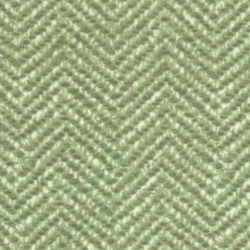 Snow Babies Flannel Herringbone Green