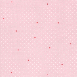 Oh Baby-Girl Pin Dot Petal Pink