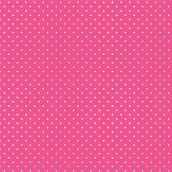Girls of the World Dots on Pink