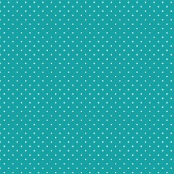 Girls of the World Dots on Aqua