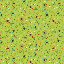 Little Genius Atoms Green