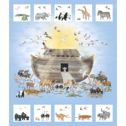 Noah's Ark Digital Panel