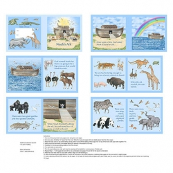 Noah's Ark Digital Book Panel