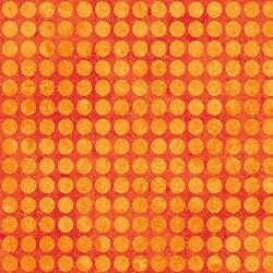 Nuts and Bolts Dots Tonal Orange