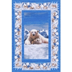 Polar Bear Fun Flannel Kit