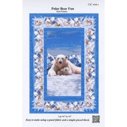 Polar Bear Fun Quilt Pattern