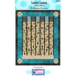 Bowl-A-Rama Lucky Lanes Quilt Pattern