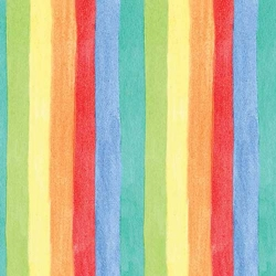 Baby Zoo Crew Rainbow Stripe