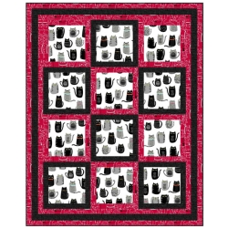 Cat Fish Suite Times Quilt Kit