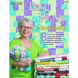 Easy Peasy 3 Yard Quilts Book