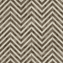 Craftsman Chevron Gray Green