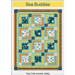 Sea Buddies Quilt Pattern