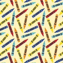 Crayola Crayon Toss Yellow