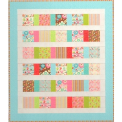 Flappers and Friends Quilt Kit