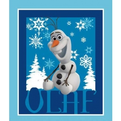 Frozen Olaf Panel
