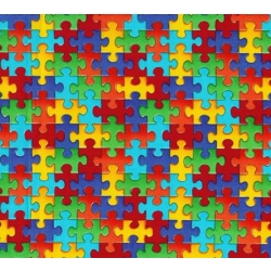 Puzzle Pieces Small Interlocking