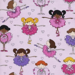 Little Cutie Ballerinas