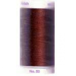 Mettler Silk Finish Thread Brown