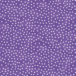 Garden Gathering Dots Purple